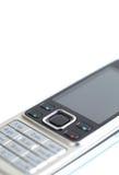 Modern elegant cell phone Stock Photography