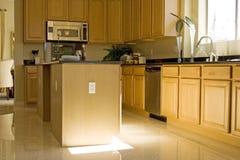 Modern elegant kitchen Royalty Free Stock Photo