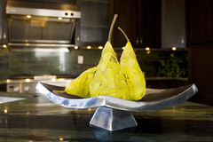 Modern elegant kitchen Stock Photography