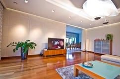 Modern elegant living room Stock Photo
