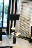Modern elegant room stock photography