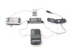 modern elektronik royaltyfri foto