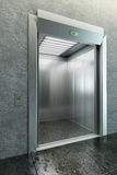 Modern elevator Royalty Free Stock Photos