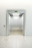 Modern elevator Royalty Free Stock Photography