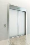 Modern elevator Stock Photo