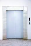 Modern elevator Royalty Free Stock Image