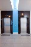 Modern elevator Royalty Free Stock Photo