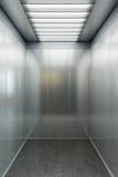 Modern elevator 3d render vector illustration