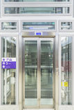 Modern elevator Royalty Free Stock Photos