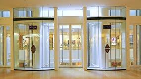 Modern elevators Royalty Free Stock Images