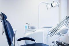Modern empty dental surgery Royalty Free Stock Photos