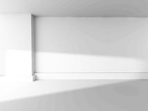 Modern Empty Room Interior Design Background Stock Photography