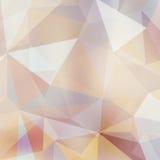 Modern en in geometrisch patroon. EPS10 Stock Foto's