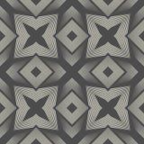 Modern Endless Wallpaper. Ethnic Graphic Design Royalty Free Stock Photo