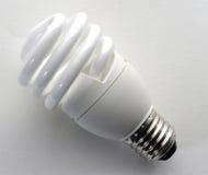 Modern energy saving light bulbs Royalty Free Stock Images