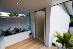 Modern, Entwerferhaus Lizenzfreie Stockbilder
