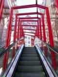 Modern Escalator In Vigo Stock Images