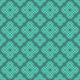 Modern ethnics. Seamless modern pattern with ethnic elements Stock Image