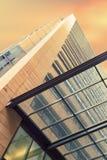 Modern european architecture. royalty free stock photo