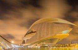 Free Modern European Architecture, Valencia Royalty Free Stock Photography - 43337027