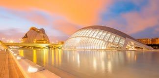 Free Modern European Architecture, Valencia Stock Photo - 43337340