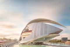 Free Modern European Architecture, Valencia Stock Image - 43338921