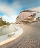 Modern european architecture, Valencia Stock Images