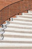 Modern exterior stair Stock Photos