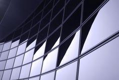 modern företags facade Royaltyfria Bilder