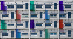 Modern façade Royalty Free Stock Photography