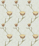 Modern fabric design pattern. Desktop wallpaper. Background. Vector. Royalty Free Stock Images