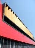 modern facade Royaltyfri Fotografi