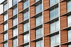 Modern facade Stock Photos