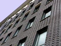 modern facade Fotografering för Bildbyråer