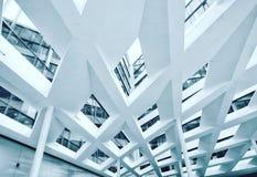 modern facade Royaltyfri Foto