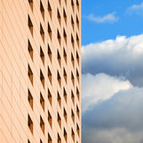 Modern facade Royalty Free Stock Images