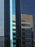 Modern facade Stock Images
