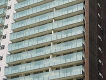 Modern facade Royalty Free Stock Photos