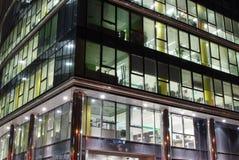 Modern facade Stock Photography