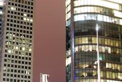 Modern facade Stock Image