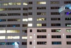 Modern facade Royalty Free Stock Photography