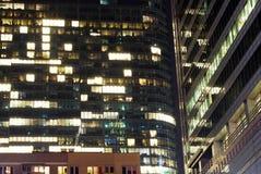 Modern facade Stock Photo