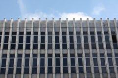 Modern Facade (Malaga, Spain ) Stock Photo