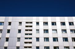 Modern facade of an office building Royalty Free Stock Photos
