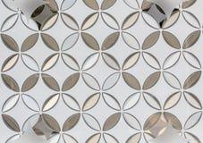 Modern facade texture Stock Photo