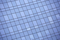 Modern Facade Window Building of Glass and Steel. Modern Fronts economy Building of Glass and Steel Stock Photography