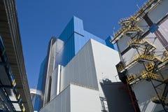 Modern factory Stock Photo