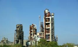 Modern factory, Kerala, South India Royalty Free Stock Photos