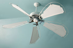Modern fan stock photo