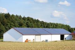 Modern farm Royalty Free Stock Image